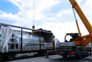 Transfert machine industrielle MPI FRANCE